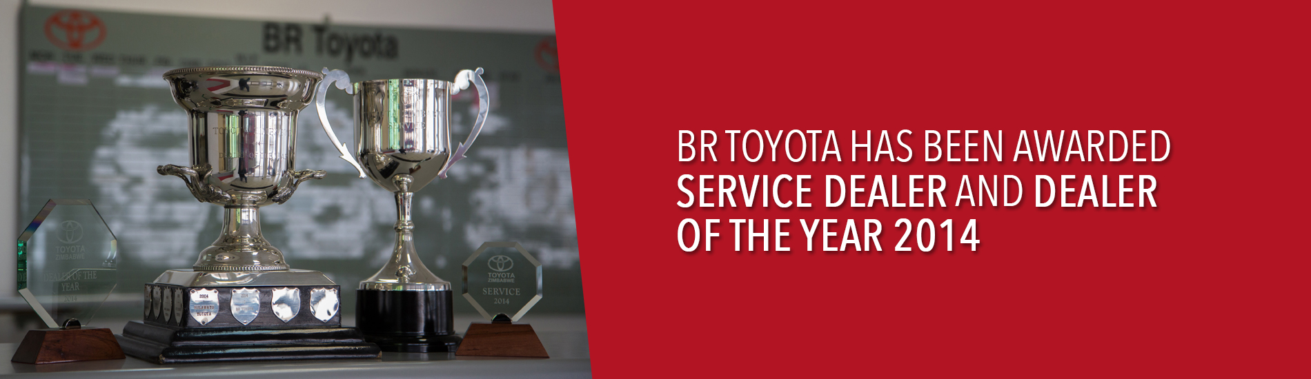 BR Toyota Dealer of the Year