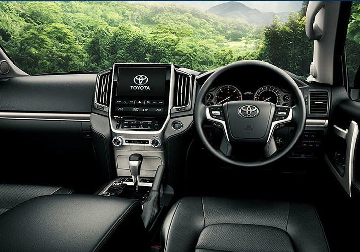 Toyota Landcrusier 200
